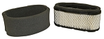 Original AIR FILTER COMBO FOR KAWASAKI # 11029-7012