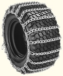 2 Link Tire Chain For Tire Size 13 X 500 X 6 & 12.5 X 450 X 6