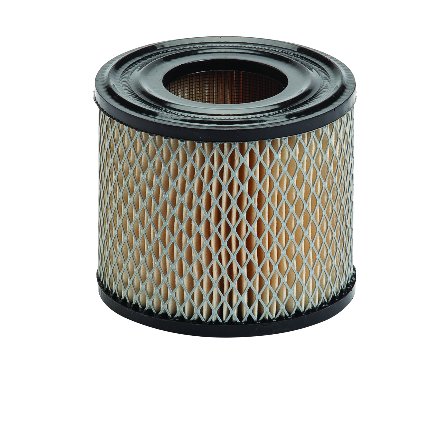 how to clean lawn mower paper air filter