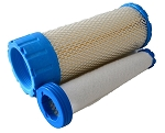 Canister Air Filter Set 10 3/4