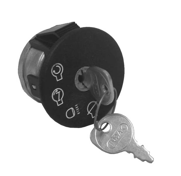 Ignition Switch For Ariens # 15883