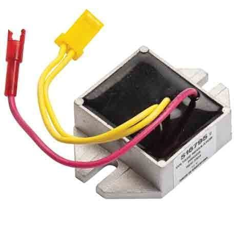 Voltage Regulator For Briggs & Stratton # 691185, 394890