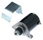 Electric Starter Motor For Briggs & Stratton # 396306, 391178