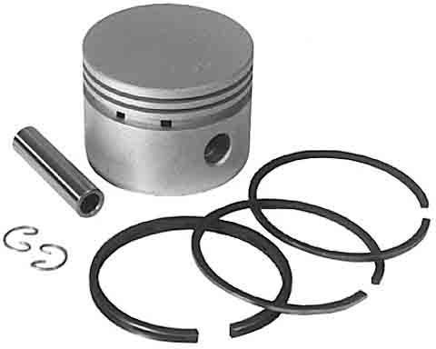 Replacement Piston & Ring Set Assembly For Briggs & Stratton # 298904