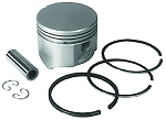 Replacement Piston & Ring Set Assembly For Briggs & Stratton # 391289