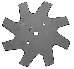 Replacement Edger Blade For Jacobesen Edgers #