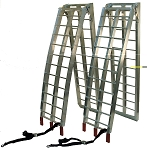 7 1/2 Foot Loading Ramps Aluminum # 42-091
