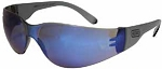 Oregon Starlite Safety Eyewear Blue Mirror Lens # 42-139