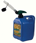 Fuel Can Biltz # 2 + Enviro Flo Plus Kerosene Can # 81017B