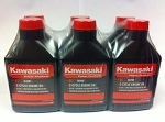 Kawasaki KTECH 1 Gallon Mix of 2-Cycle Oil in 2.6 Ounce Bottles 99969-6082 6 Pack
