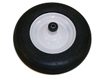 Flat Free Wheelbarrow wheels For Wheel Barrow # 480x400x9