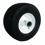 Flat-Free Wheel Assemblies For Exmark # 103-0065 103-0065, 103-5188 13x650x6