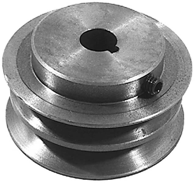 Double Groove Jackshaft Pulley For Scag 48199