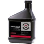 Briggs & Stratton Engine Oil SAE 30 Oil - 18OZ #100005