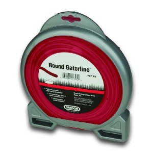 Oregon Red Gator Line Round Trimmer line .095
