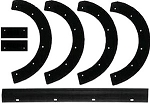 Paddle Scraper Bar Kit For Snapper C3201 , 3201 , SX5200