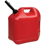 5 Gallon Plastic Diesel Fuel Can