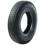 Lawn Mower Tire Kenda Universal Rib High Speed Trailer Tire 530x12 b Ply