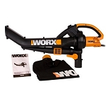 WORX TriVac WG500 All-in-One Electric Blower/Mulcher/Vac