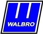 Walbro Carburetor  Part # WZ-34-1 Carburetor