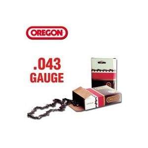 "Oregon 12"" Chainsaw Chain Loop (90S-44 Drive Links)"