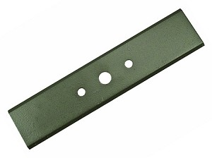 "THE EDGE Heavy Duty EDGER BLADE 10"" X 2"" x 1/2"" Center Hole .157"" Thickness"