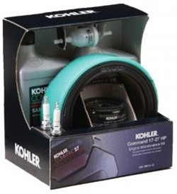 Kohler Engine Part # 24-789-01-S Engine Maintenance Kit for 18HP - 28HP Command Twin Cylinder Models CV20 - CV26, CH18 - CH26, CV724 - CV740 CH730 - CH745