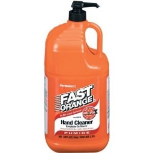 Fast Orange Hand Cleaner with Pumice