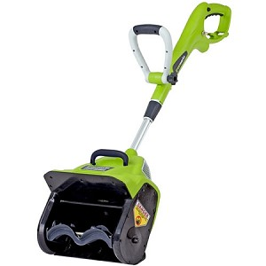 "GreenWorks 26012 (12"") Electric Snow Shovel"