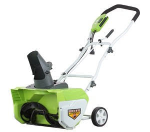 "GreenWorks 26032 (20"") Electric Snow Blower # 26032"