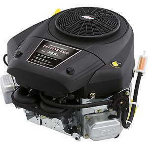 Briggs & Stratton Extended Life Professional Series V-Twin Engine with Electric Start — 27 HP, 1in. x 3 5/32in. Shaft, Model# 44Q777-3137-G5