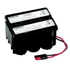 Battery For Lawn Boy # 684708, 683637
