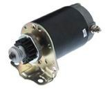 Electric Starter Motor For Briggs & Stratton # 497401, 494990, 490920