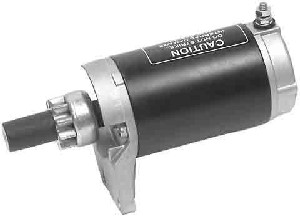 Electric Starter Motor For Onan # 191-0933, United Technologies 4367240, 4379040