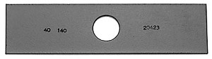 Replacement Edger Blade For Homelite Edgers # DO4359