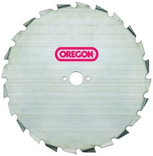 "Oregon 9"" XRT Brush Blade 1"" Bore (20 Teeth) # 41-929"