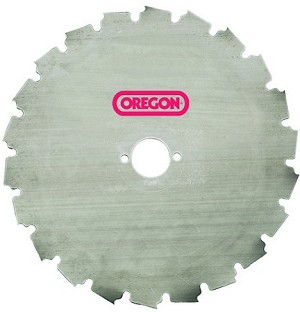 "Oregon 8"" EIA Brush Blade 1"" Bore (22 Teeth) # 41-931"