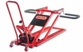 Oregon Lawn Mower Lift 350 LBS Residential Mower Jack # 42-088