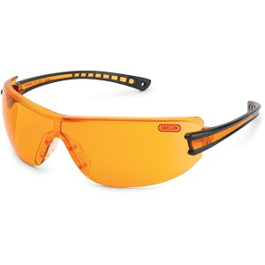 Oregon Luminary Safety Eyewear Orange # 42-145