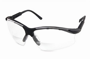 Oregon 42-153 Scorpion-Mag Safety Eyewear Clear 2.5 diopter