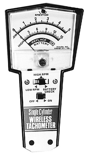 Wireless Tachometer # 42-423