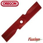 Fusion High Lift Lawn Mower Blade For Exmark # 103-9605, 15/16 Center Hole, .203 Thickness