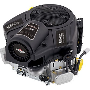 Briggs & Stratton Professional-Series OHV Engine with Electric Start — 30 HP 1 1/8in. x 4 5/16in. Shaft, Model# 49M977-1036-G5