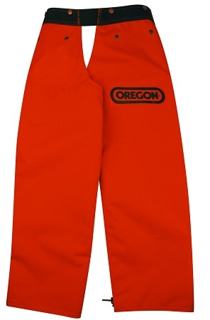 "OREGON Premium Full-Wrap Safety Chaps. 36"" Length # 539512-36"