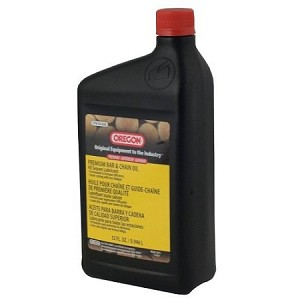 Oregon Chain Saw Bar and Chain Oil Quart Bottle # 54-026