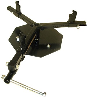Rim Clamp Tire Changer Attachment # 67-220