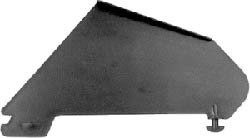 Air Vane replaces Toro 52-7060 for snowblower models S-200 & S-620