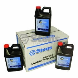 STENS 4 cycle Engine Oil 32 FL OZ Bottles Case Of 8