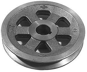 "Cast Iron Spindle Pulley 48"" For Bobcat 31008B"
