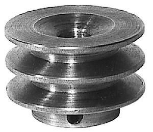 Double Pulley - Jackshaft Pulley For Toro 74-480